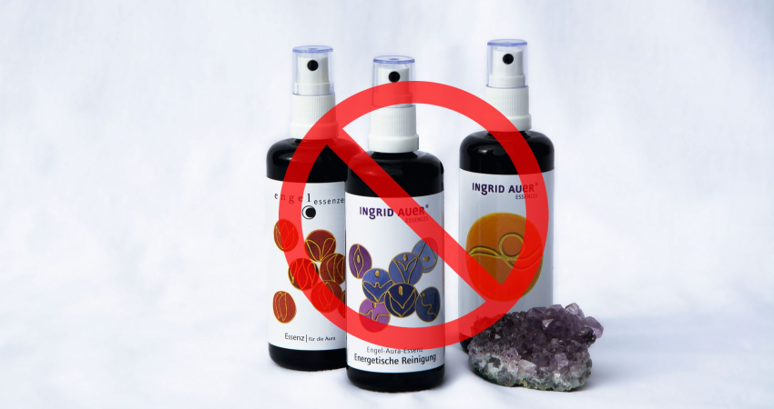 do not use synthetic fragrances