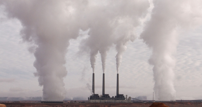 pollution from factories