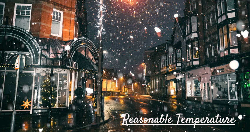 Reasonable Temperature Is For Your House In Wi & What Is A Reasonable Temperature For A House In Winter