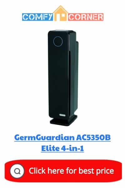 GermGuardian AC5350B Elite 4-in-1