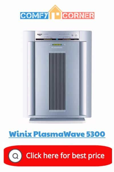 Winix Plasma Wave 5300 Air Purifier
