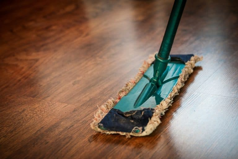 Wooden cleaning tips