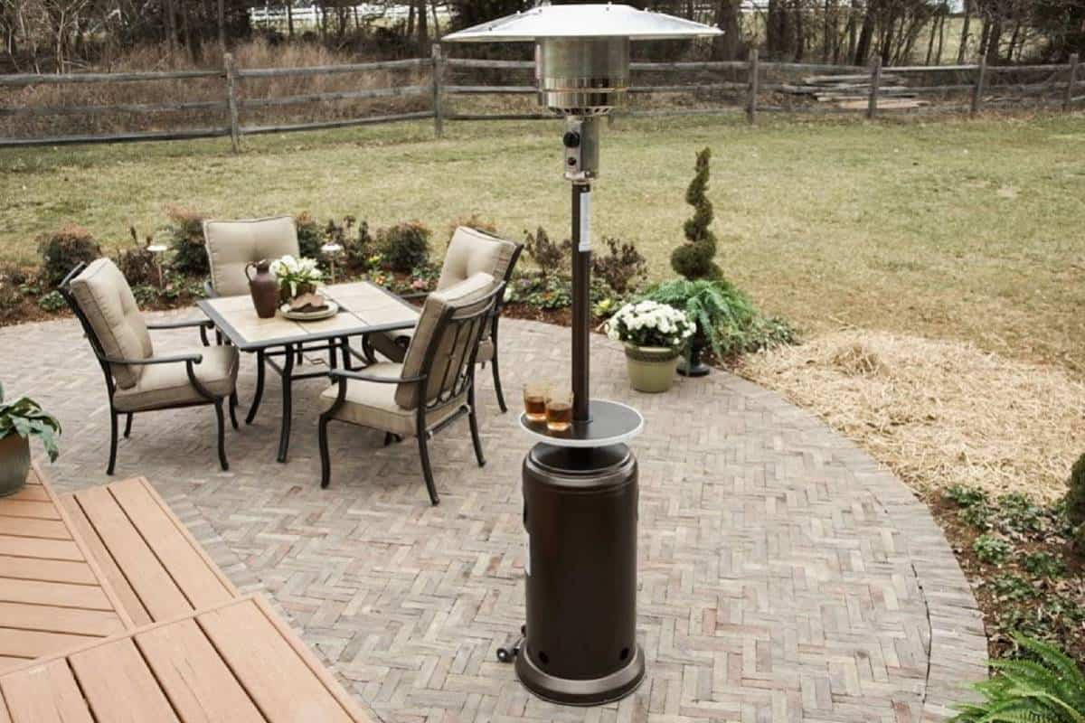 Best Outdoor Electric Patio Heater Reviews - Top 5 Picks of 2020