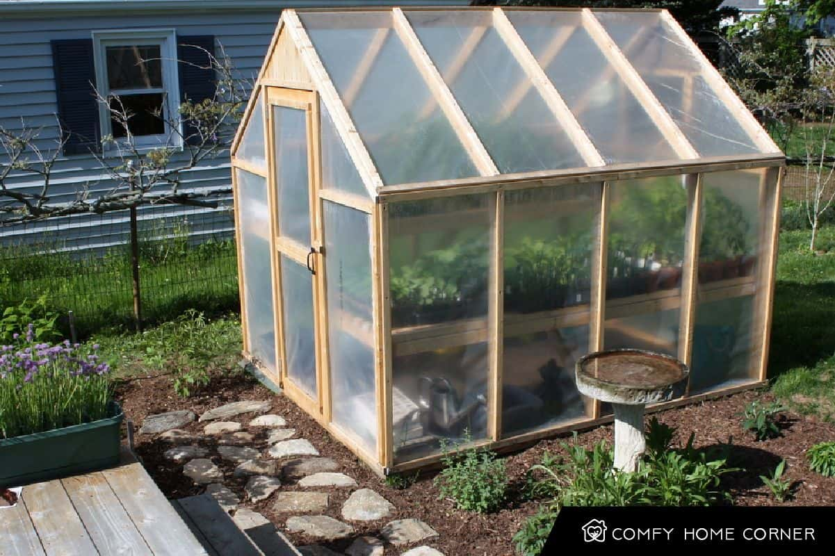 BuildEazy Greenhouse