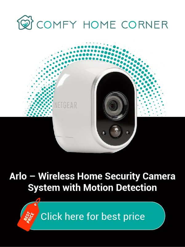 Arlo – Wireless Home Security Camera System with Motion Detection