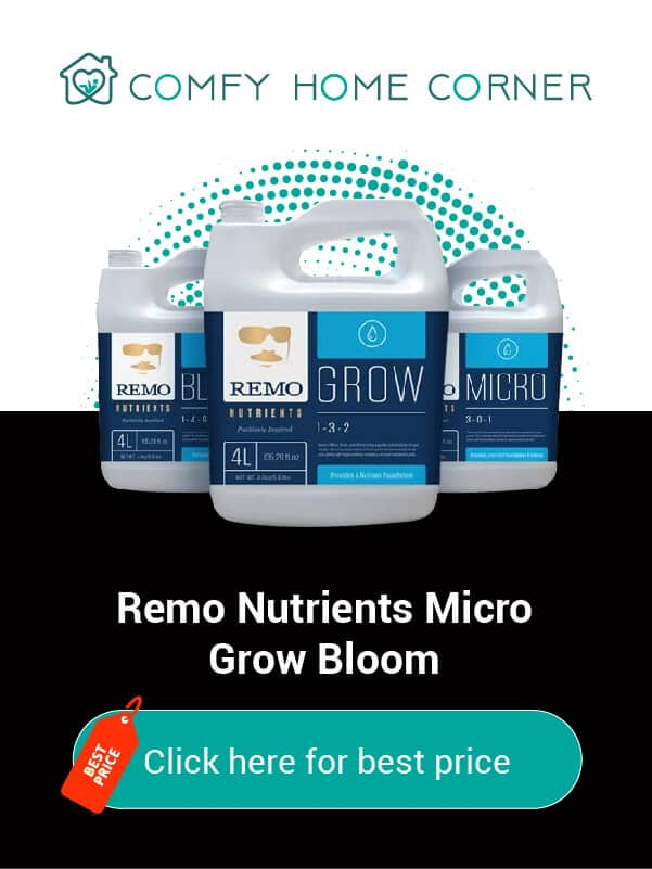 Remo Nutrients Micro Grow Bloom