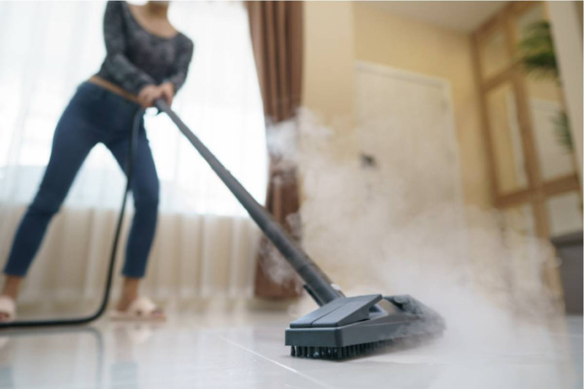 Top 5 Best Steam Mops for Tile